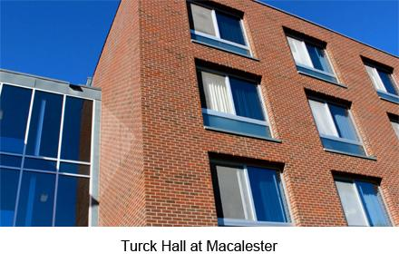 Macalester's Turck Hall