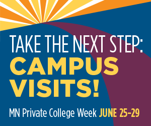 Take the next step - campus visits