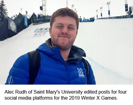 Saint Mary's Alec Rudh