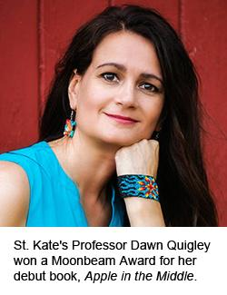 St. Kate's Professor Dawn Quigley
