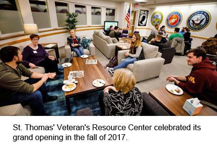 Saint Thomas' Veteran Resource Center