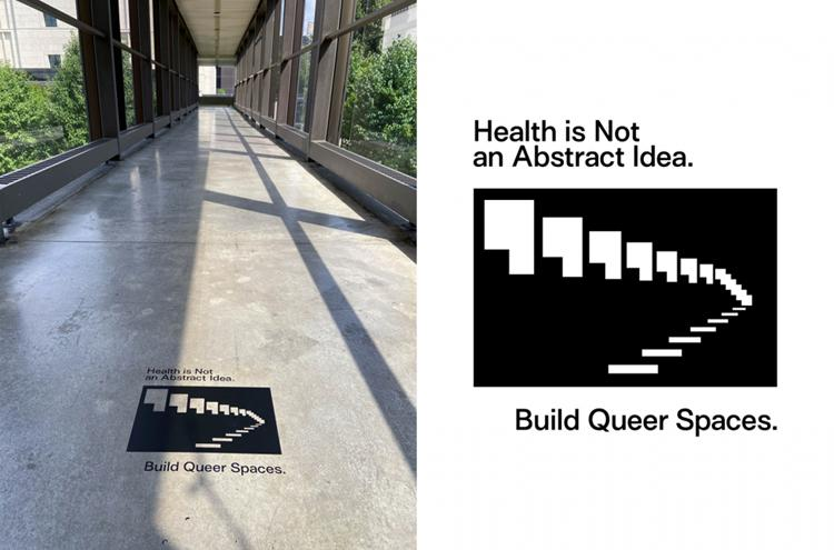 Health is not an abstract idea: build queer spaces
